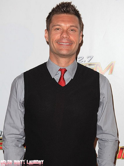 Ryan Seacrest Has A Crush On One Direction (Video)