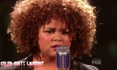 Rachel Crow's 'I'd Rather Go Blind' The X Factor Performance Video 11/9/11
