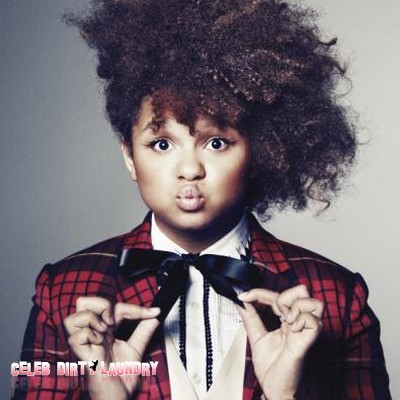 Rachel Crow The X Factor USA 'I Believe' Performance Video 11/22/11