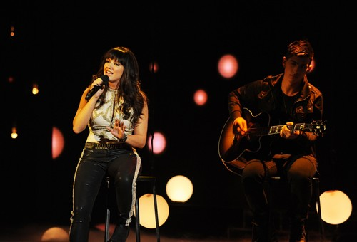 "Rachel Potter The X Factor ""This Little Heart of Mine"" Video 11/6/13 #TheXFactorUSA"