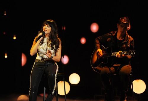 "Rachel Potter The X Factor ""This Little Heart of Mine"" Video 11/6/13 #TheXFactorUSA"
