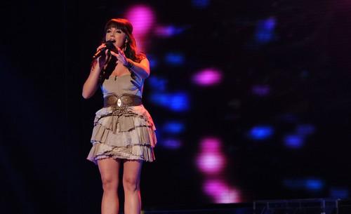 "Rachel Potter The X Factor ""Alone"" Video 11/13/13 #TheXFactorUSA"