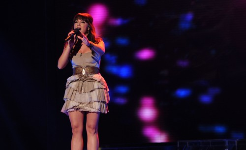 "Rachel Potter The X Factor ""Alone"" Video 11/13/13 #TheXFactorUSA"