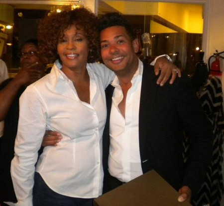 The Man Who Took Whitney Houston's Death Photo Also Took Her Cocaine