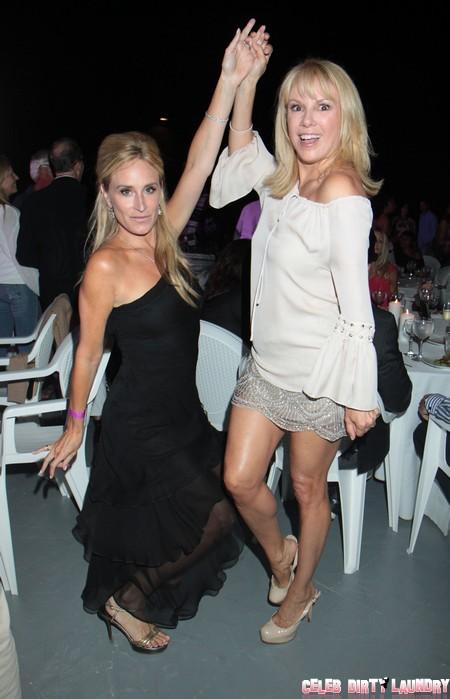 RHONY's Aviva Drescher Calls Ramona Singer and Sonja Morgan White Trash