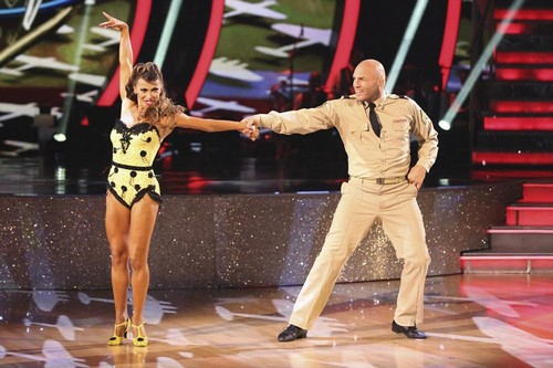 Randy Couture & Karina Smirnoff Paso Doble Video Dancing With the Stars Season 19 Week 3 9/29/14 #DWTS