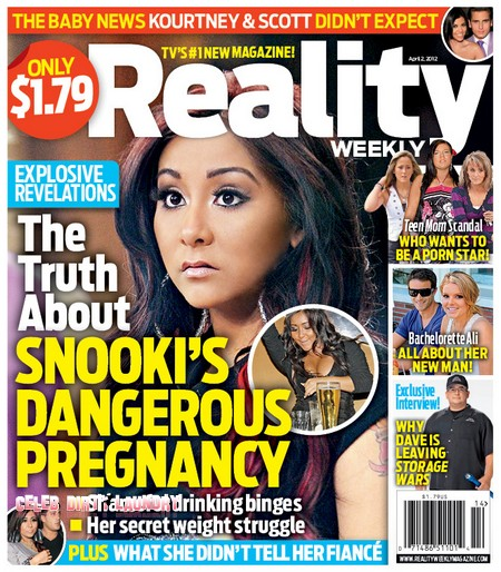 The Truth About Snooki's Dangerous Pregnancy (Photo)