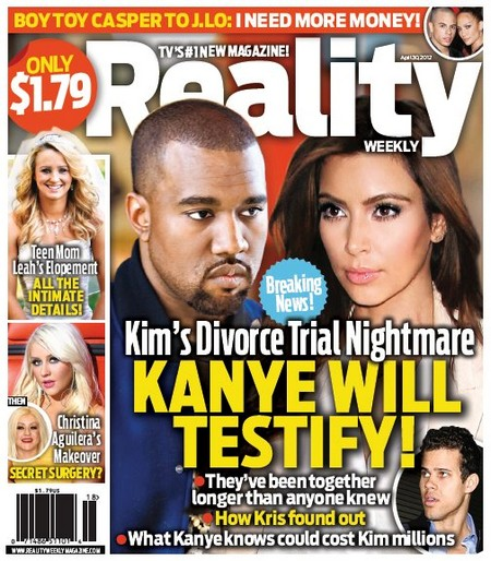Kris Humphries Insists Kanye West Testify At Kim Kardashian's Divorce Trial