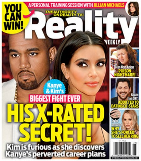 Kim Kardashian's Nightmare Scandal: Kanye West's Secret X-Rated Plans