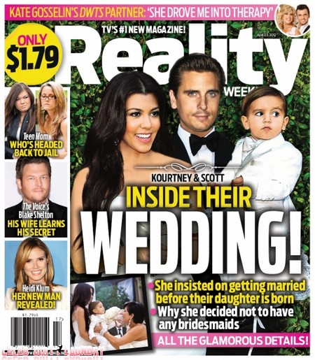 Kourtney Kardashian And Scott Disick To Marry Before She Gives Birth (Photo)