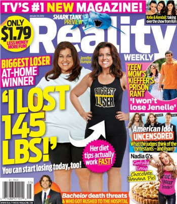 How The Biggest Loser's Jennifer Rumple Lost 145 lbs (Photo)