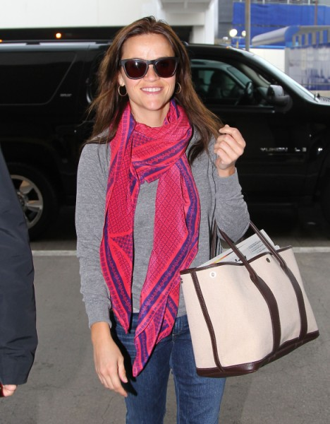 Reese Witherspoon Blames Drunken Disorderly Conduct Arrest On New Baby 0429