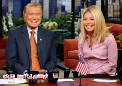 Regis Philbin's Last Day on Live!