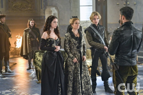 "Reign RECAP 12/5/13: Season 1 Episode 7 ""Left Behind Bars"""