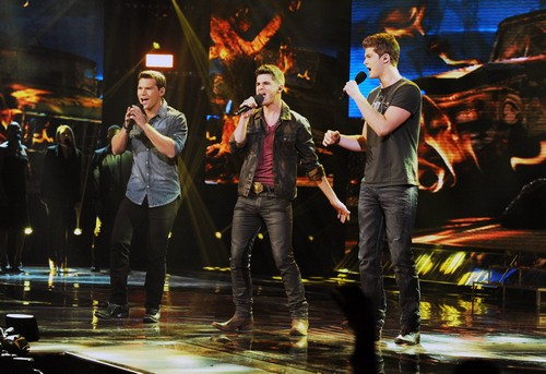 """Restless Road The X Factor """"Easy Like Sunday Morning"""" Video 11/6/13 #TheXFactorUSA"""