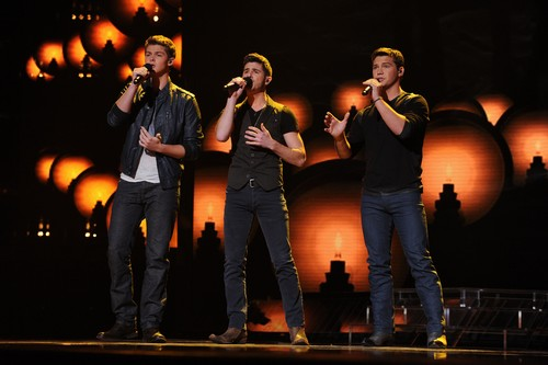 "Restless Road The X Factor ""Footloose"" Video 11/13/13 #TheXFactorUSA"