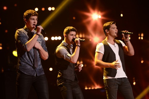 """Restless Road The X Factor """"Wake Me Up"""" Video 12/4/13 #TheXFactorUSA"""