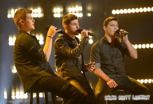 """Restless Road The X Factor """"That's My Kind of Night"""" Video 12/11/13 #TheXFactorUSA"""