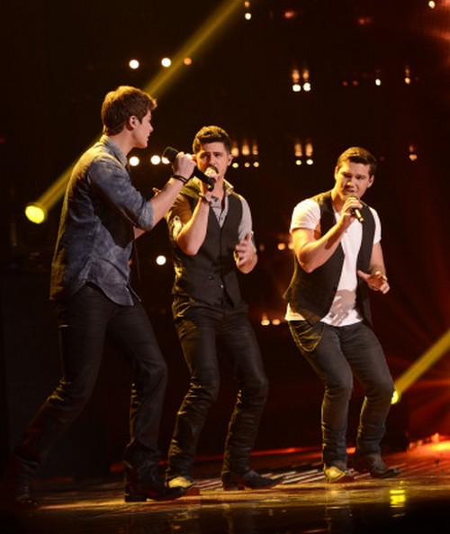 "Restless Road The X Factor ""Life is a Highway"" Video 11/27/13 #TheXFactorUSA"