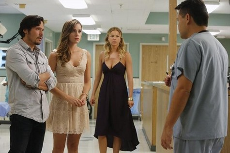 "Revenge Season 2 Episode 4 ""Intuition"" Recap 10/21/12"