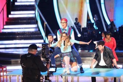Riker Lynch Dancing With The Stars Quickstep Video Season 20 Week 7 – 4/27/15 #DWTS
