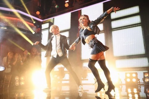 Dancing with the stars foxtrot video season 20 week 2 3 23 15 dwts
