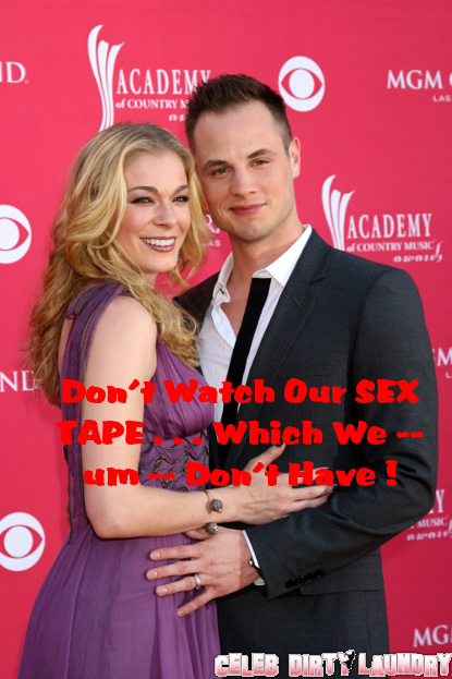 LeAnn Rimes Supposedly Has A Sex Tape . . . And We Have A Poll