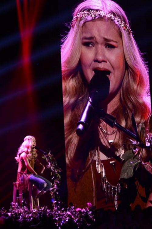 "Rion Paige The X Factor ""Swingin"" Video 11/27/13 #TheXFactorUSA"