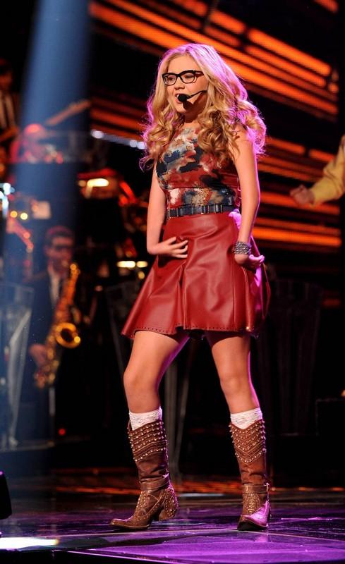 "Rion Paige The X Factor ""Glass"" Video 12/4/13 #TheXFactorUSA"
