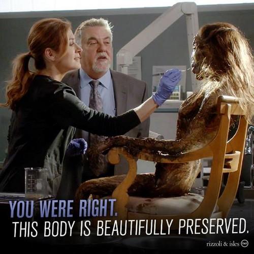 "Rizzoli & Isles Recap 8/19/14: Season 5 Episode 10 ""Phoenix Rising"""