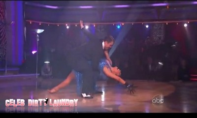 Rob Kardashian's Dancing With The Stars Foxtrot Finale Performance 11/22/11