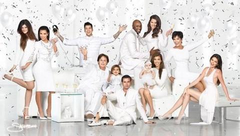 Kim Kardashian, Kourtney and Kanye West Attacked By Rob Kardashian For Wedlock Babies And Immorality