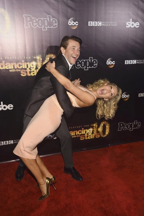 Robert und kym-dating-dancing with the stars