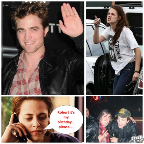 Robert Pattinson Refuses To See Kristen Stewart For Her 24th Birthday - He's Playing The Field And She's Heartbroken