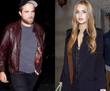 Robert Pattinson And Lindsay Lohan Party Without Kristen Stewart (Photo)