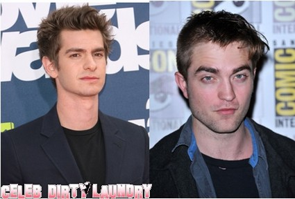 Old Pals Robert Pattinson And Andrew Garfield Party Together