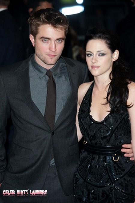 Robert Pattinson And Kristen Stewart Date Night At Soho House