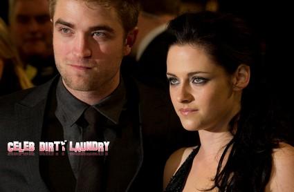 Robert Pattinson Goes Nuts Christmas Shopping For Kristen Stewart