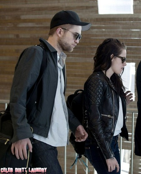 Kristen Stewart And Robert Pattinson Step Out For Date Night