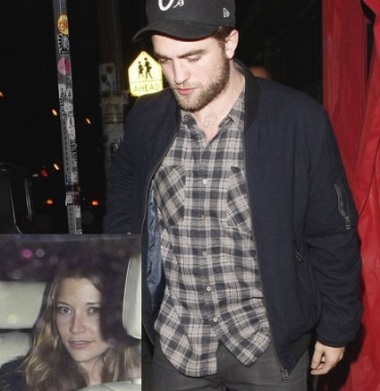 Where Did Robert Pattinson & Sarah Roemer Go - And What Did They Do There? (Video & Pics)