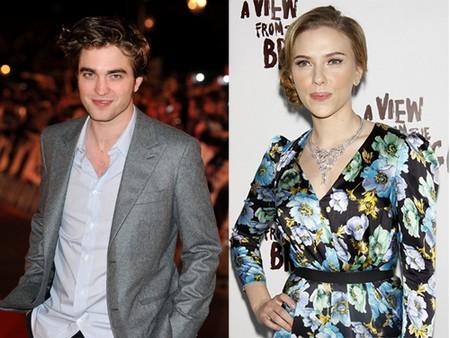 Report: Robert Pattinson and Scarlett Johansson Hooking Up