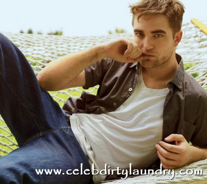 Robert Pattinson Le Figaro France Interview & Photos