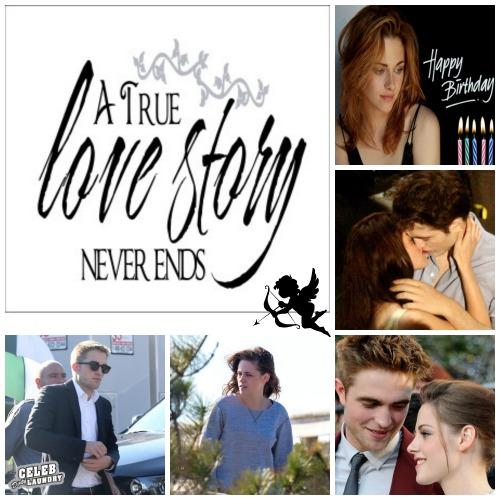 Robert Pattinson and Kristen Stewart Birthday Early Hook-Up - Still In Love (PHOTO)