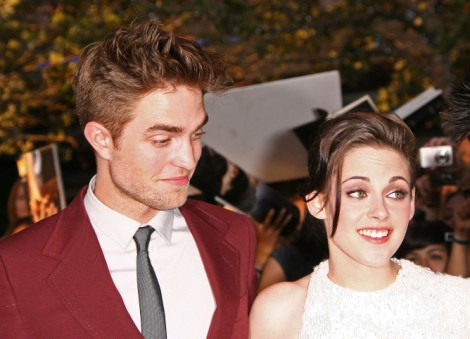 Robert Pattinson And Kristen Stewart Meet And Have An Ugly Fight 0911