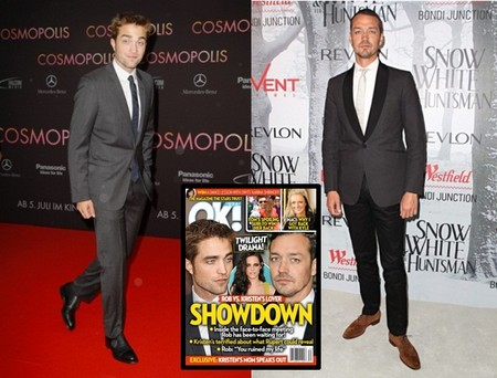 Twilight Drama: Robert Pattinson's Showdown With Rupert Sanders