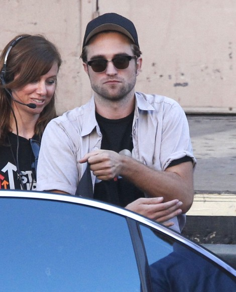 Robert Pattinson Furious He's Been Dropped From Fifty Shades Of Grey Role 0923