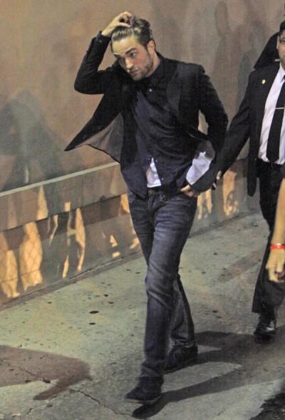 Kristen Stewart Affair Drives Robert Pattinson To Quit Acting For Music 0906