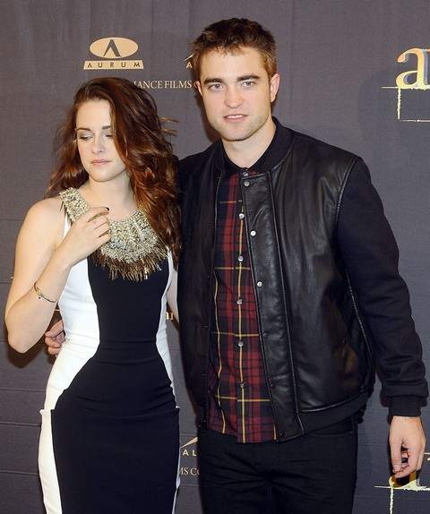 Robert Pattinson Plans New Movie With Kristen Stewart - Say It Ain't So!