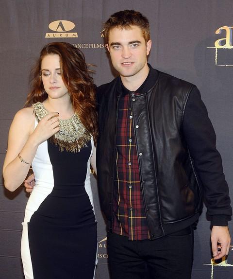 Robert Pattinson Plans New Movie With Kristen Stewart - Say It Ain't So!