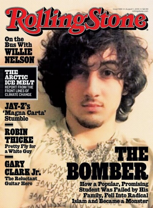 Rolling Stone With Boston Bomber Cover Boycott By CVS And Other Stores